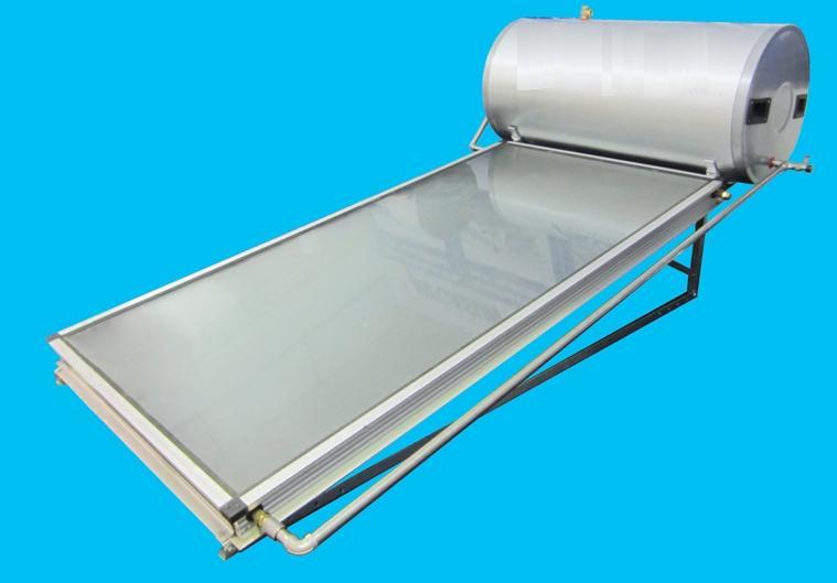 Máy năng lượng mặt trời dạng tấm 200L
