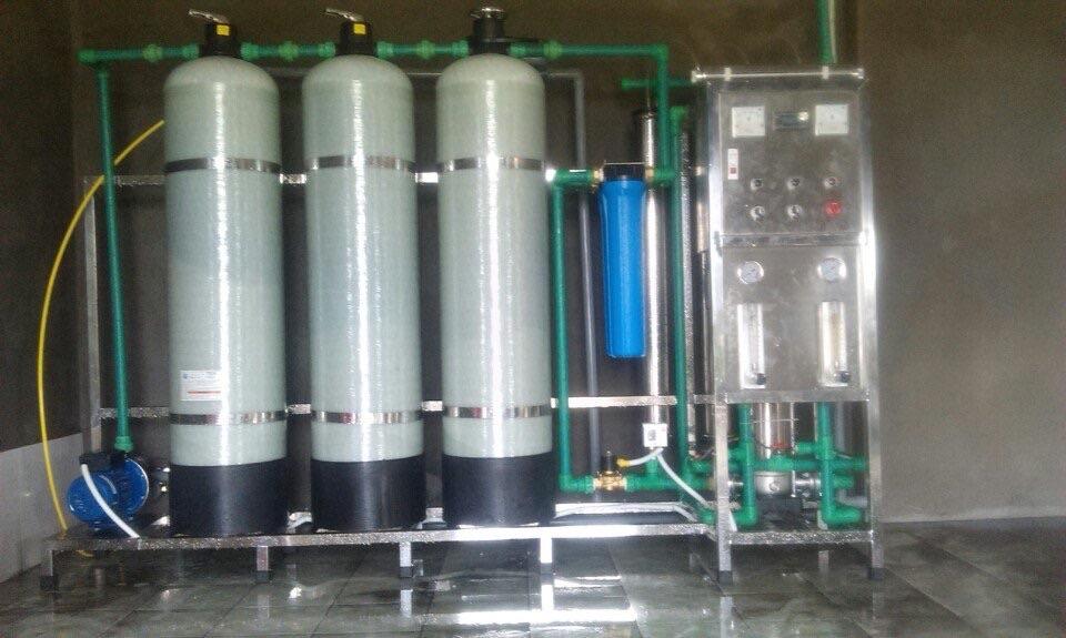 Máy lọc nước công nghiệp 1000L