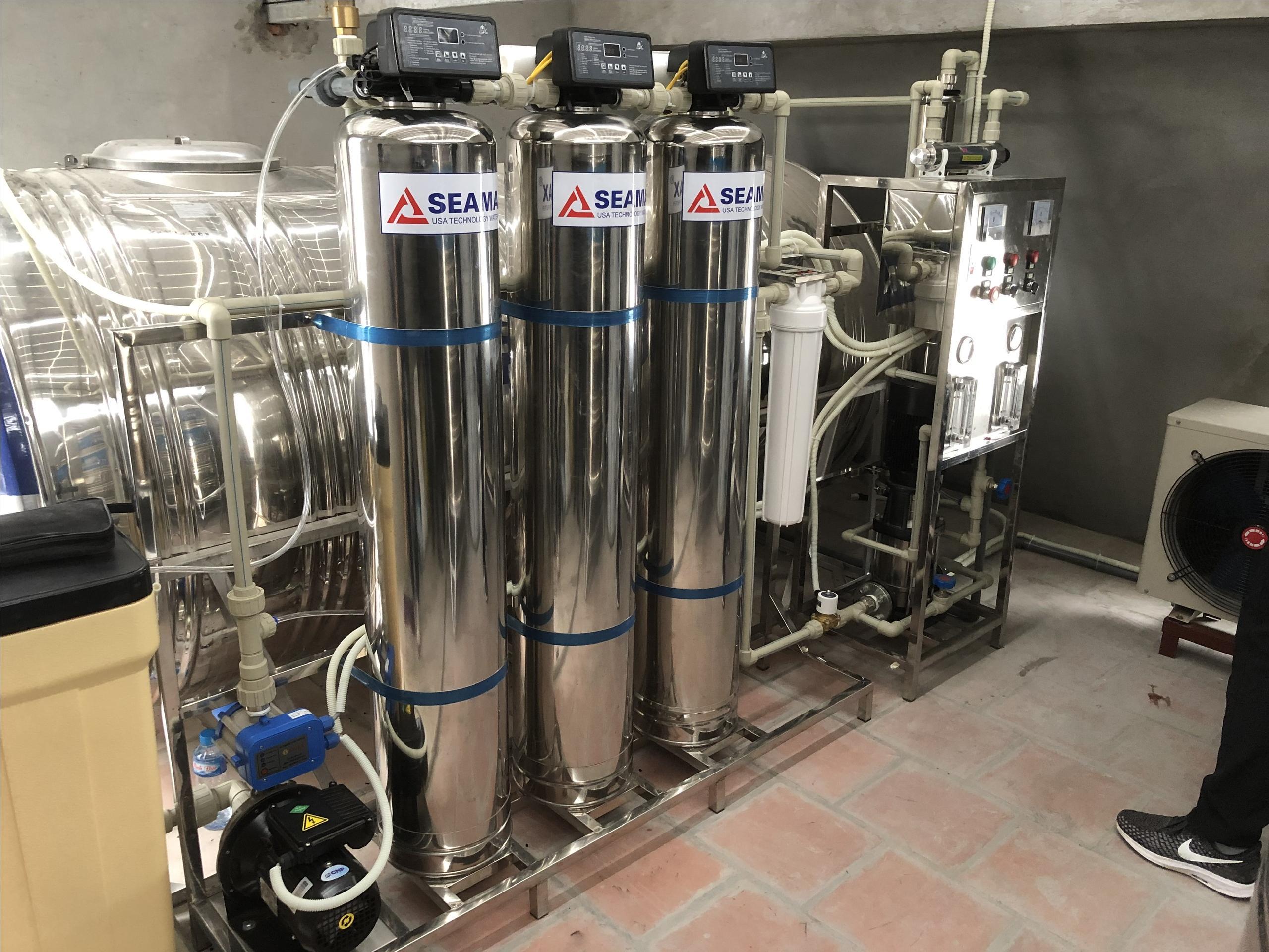 Máy lọc nước công nghiệp 2000L